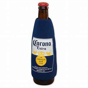 Corona Extra Navy Bottle Sleeve Blue | eBay