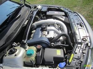 2004 Volvo V70 R Awd 2 5 Liter Turbocharged Dohc 20