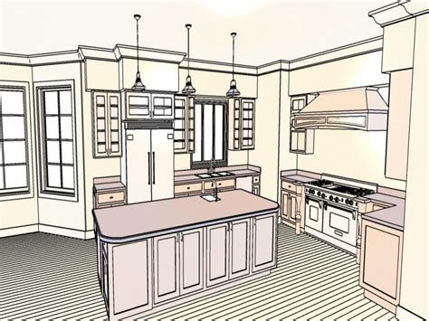 design own kitchen layout kitchen office furniture draw your own kitchen plans 6604