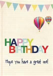 creative ways to say happy birthday to you happybirthday wishes