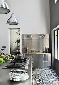 Pinterest Cuisine : les plus belles cuisines de maison cr ative ~ Carolinahurricanesstore.com Idées de Décoration