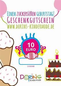 Gutschein Muster Geburtstag : kinder geschenk gutschein zum geburtstag ~ Markanthonyermac.com Haus und Dekorationen