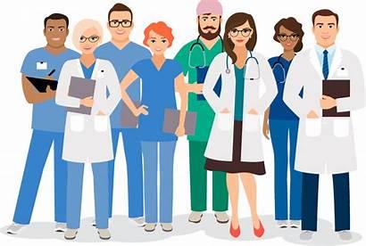 Clipart Medical Nurses Services Cartoon Transparent Doctors