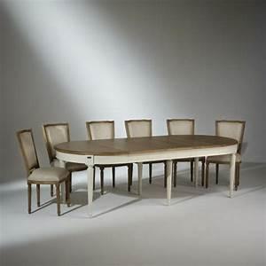 Ensemble Table De Salle Manger FLORENCE Et 6 Chaises