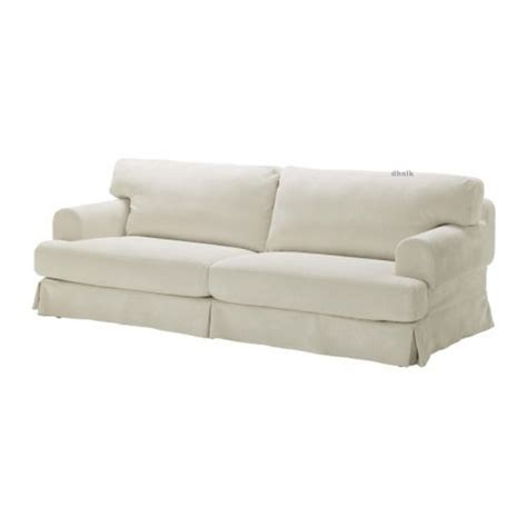 sofa cover ikea ikea hovås hovas sofa slipcover cover graddo beige