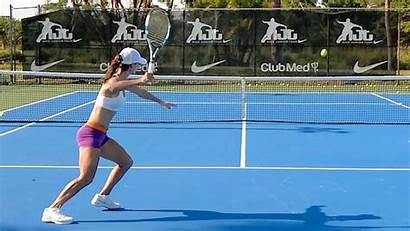 Tennis Forehand Coach Shot Jaramillo Elite Gabe