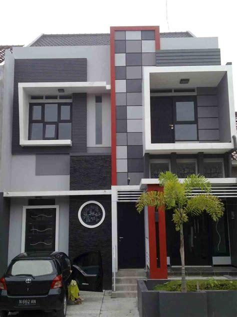 model rumah minimalis type  tingkat terbaru gambar