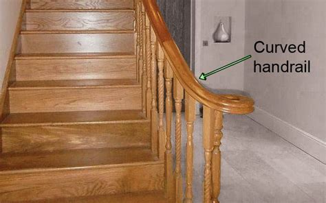 Curved Stairs, Wooden Curved Staircase Manufacturers