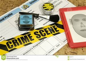 Crime Lab stock image. Image of police, investigation ...