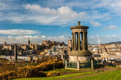 calton hill folly group history travel