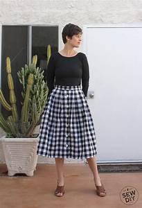2, Yard, Pleated, Skirt, Tutorial