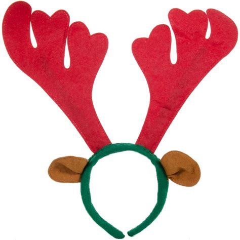 christmas reindeer antlers headband 26690rgaj