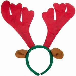 Christmas Reindeer Antlers Headband [26690RGAJ ...