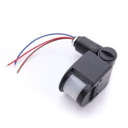 Solar Motion Detector Lights Outdoor