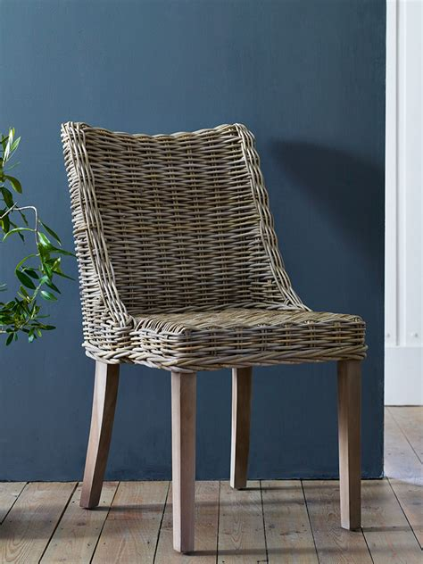 rattan kitchen furniture rattan dining chair decorating rattan dining chairs