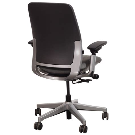 chaise steelcase steelcase amia used task chair poppyseed national