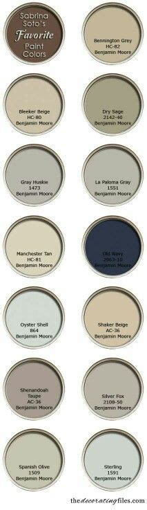 1000 ideas about coordinating paint colors on