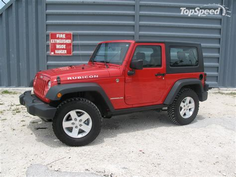 Jeep Wrangler Rubicon Sunriser by 2008 Jeep Wrangler Rubicon Picture 254852 Car Review