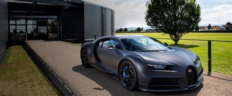 It's a special model in bugatti chiron. La Chiron Sport « 110 ans Bugatti » sera la 200ème Chiron