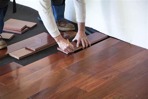 popular hardwood flooring installation tips  tricks