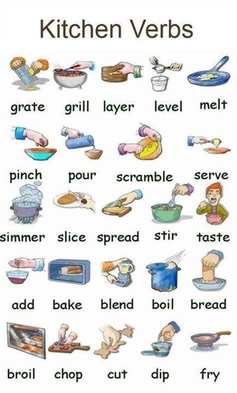 apprendre a cuisiner arabe 24 kitchen verbs with images myenglishteacher eu