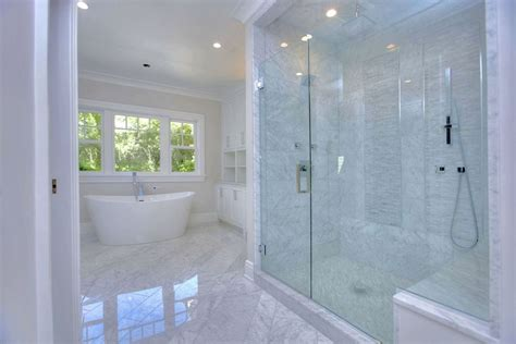 bathroom paint ideas bathroom freestanding bathtub arabescato carrara marble
