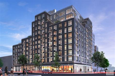Apartment Buildings For Sale Buffalo New York by In Harlem Two New Buildings Offer Up Affordable
