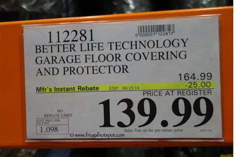 better technology garage floor better technology garage floor covering and protector