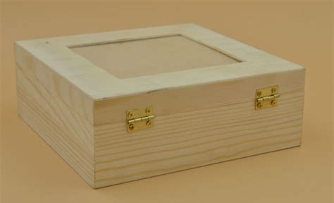 decorative christmas jewelry wooden gift boxes with lids