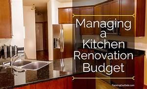 Managing a Kitchen Renovation Budget