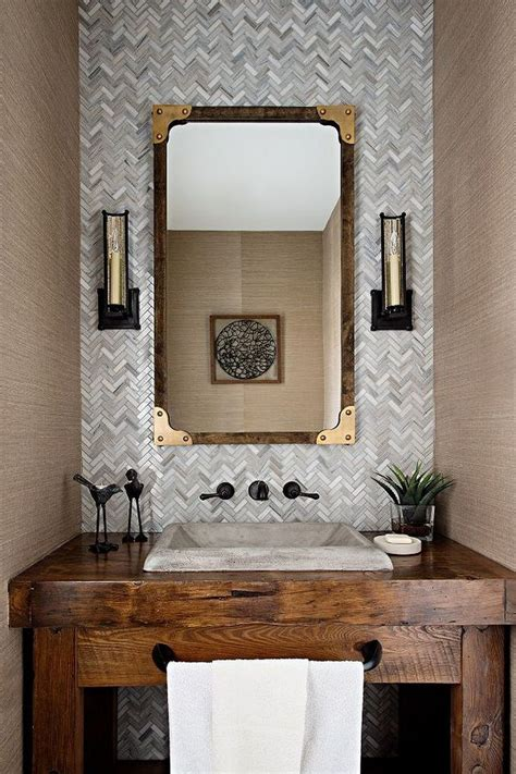 elegant powder room ideas  tips   perfect design