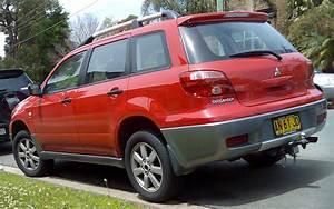 2006 Mitsubishi Outlander I  U2013 Pictures  Information And