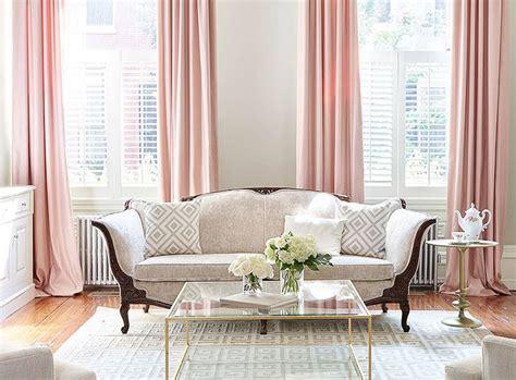 The 25+ Best Dusky Pink Curtains Ideas On Pinterest