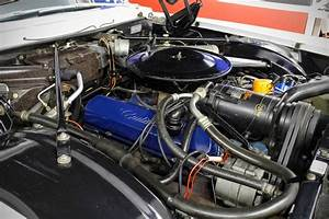 Cleaning The 1967 Eldorado U00b4s Engine Bay