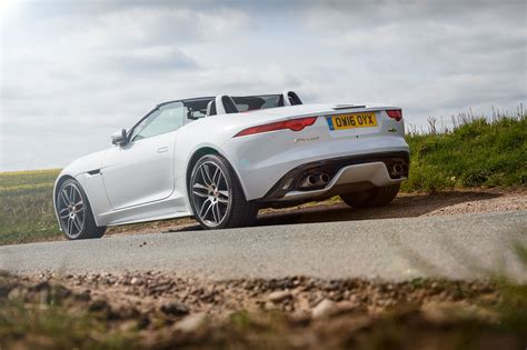 Living With The Jaguar F-type V8r Convertible