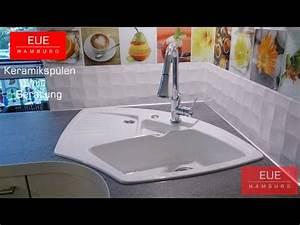 Villeroy Und Boch Küchenarmatur Ersatzteile : ecksp len aus keramik von villeroy und boch youtube ~ Orissabook.com Haus und Dekorationen