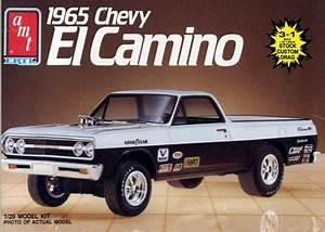 Photo  1965 Chevrolet El Camino Box