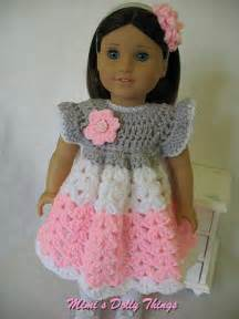 Free Crochet 18 Inch Doll Clothes Patterns