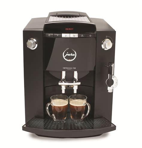 Jura 15145 automatic coffee machine we8, chrome one touch: Jura SuperAutomatic Espresso Machine Reviews   Coffee On Fleek