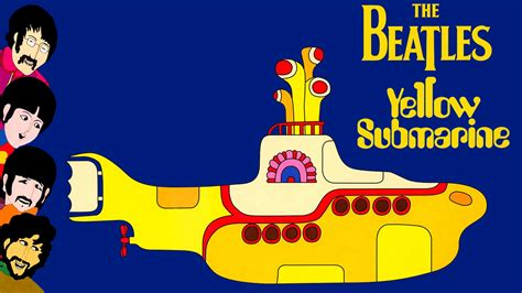 yellow submarine by the beatles this is my jam
