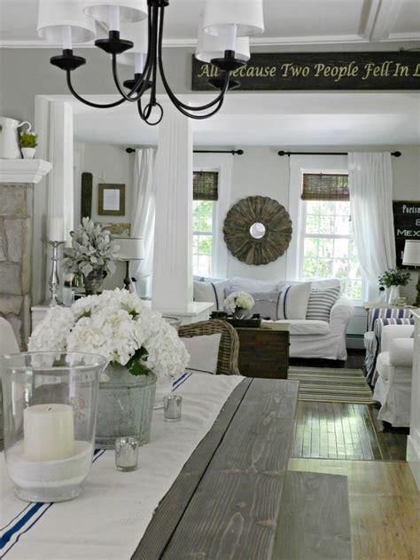 dining room decor ideas rustic farmhouse style