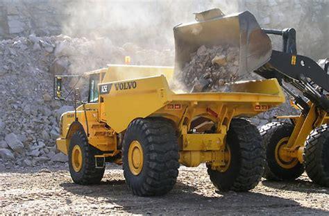 volvo ae  articulated dump truck service repair