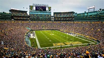 Lambeau Packers Field Stadium Fan Nfl Desktop
