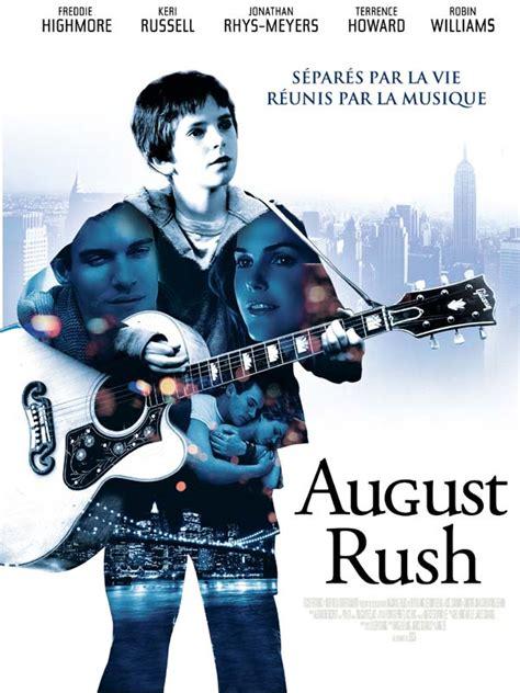 august rush review trailer teaser poster dvd blu