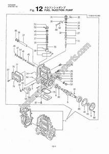 32 Yanmar Injector Pump Diagram