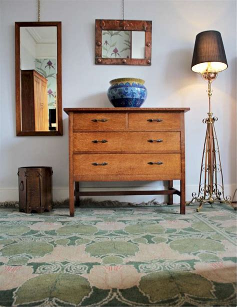 arts  crafts bedroom furniture  arthur simpson