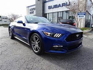 2016 Ford Mustang EcoBoost Premium EcoBoost Premium 2dr Fastback for Sale in San Antonio, Texas ...