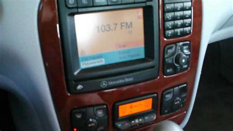 class comand stereo modifications  updates