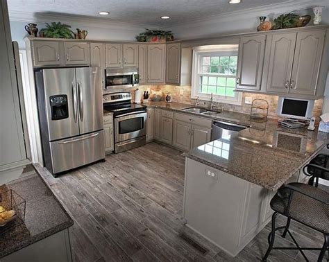 Remodeled Kitchen Ideas - 50 charming kitchens that will change everything you know about small spaces pinterest