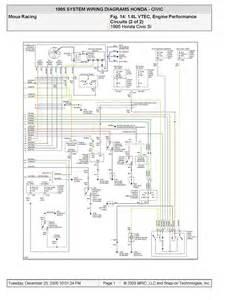 similiar 95 prelude obd1 diagram keywords pictures honda obd1 wiring diagram 1990 1996 prelude integra civic